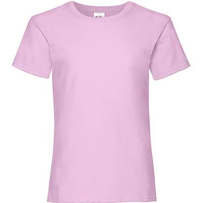 tee-shirt Valueweight T Girls