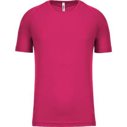 tee-shirt T-shirt sport manches courtes enfant