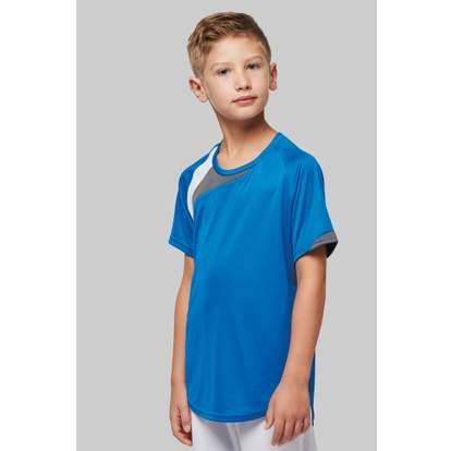 T-shirt sport enfant manches courtes