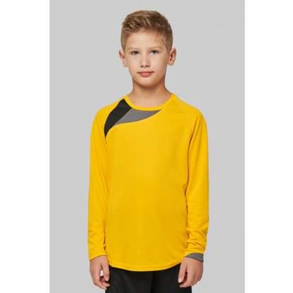 T-shirt sport manches longues enfant