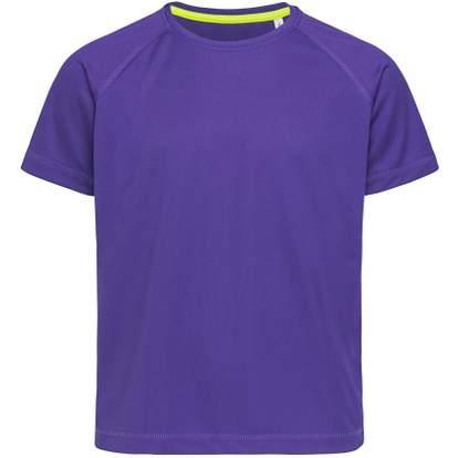 tee-shirt Crew neck T-shirt for children