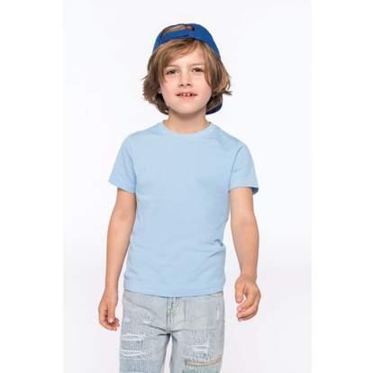 KIDS' SHORT SLEEVE T-SHIRT KARIBAN